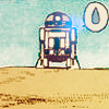 Artoo: Sweatdrop