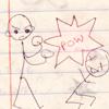 sahara storm: [Rachel] POW!