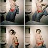 fashion » red panties