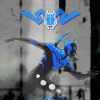 kal: dc - blue beetle - run