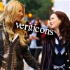 gossip girl; veriticons
