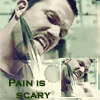 Mizarchivist: Pain Is Scary