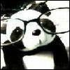 my glasses, my panda, me., my icon