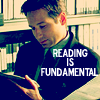 All the letters I can write: reading is fundamental