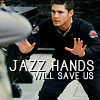 dean // with my magical jazz hands