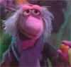 Mokey Fraggle wants to give you this.