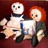 Little Women stuffed