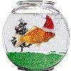 новогодняя рыбка