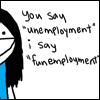 Natalie Dee - Unemployment