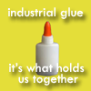 Life-industrial glue