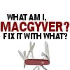am I macguyver