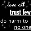 jakia: personal motto