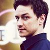 Ralna Malfoy: James McAvoy (a)