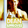 Rachel: [Supernatural/Dean Approves]