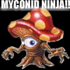 Myconid Ninja!