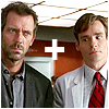 Hide-fan: House/Wilson