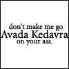 adavra kadavra(pissy)