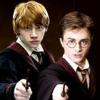 Ron, Harry, HP