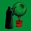 Dark side of the Garden