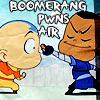 boomerang pwns by toniconsfavori