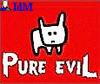 pure evil bunny