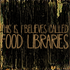 Danielle Dailey: Food Libraries (Metalocalypse)