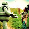 Girl+Robot