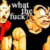 WHAT THE FUCK? [Goku and Vegeta]