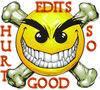 Edits HurtSoGood
