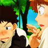 Lord Ace of the Fictional Lands: Abe + Mihashi