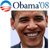 Obama Smile by <lj user=adoraheatherly>