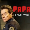 Ariel: BSG adama Papa love you