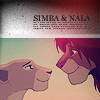 A World of Fragile Things: Lion King: Simba and Nala