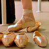 Center Stage - Shoes, En Pointe