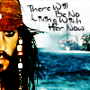 PotC - Jack - no living with her