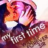 boosh first kiss