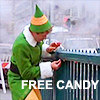 ELF- free candy