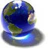красивый шар Земли