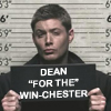 Mardy Lass: Dean For The  Win