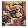 Tiffany: other gromit reading