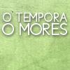[lit] o tempora! o mores!
