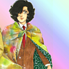 Sharply Dressed Decadent: EroicaJames!RainbowPatches