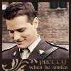 donutsweeper: fraser smiling