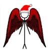 Angel Santa