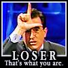 colbert loser