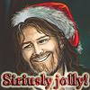 xmas siriusly jolly