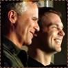 Tara: Jack & Daniel Smiling