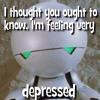 depressed marvin