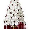Loriel Eris: christmas - white tree
