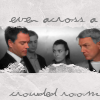 NCIS - Gibbs/Tony Crowded Room